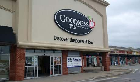 Goodness Me! – 6 Locations!