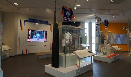 Wayne Gretzky Sports Centre Sports Hall of Recognition