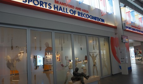 Wayne Gretzky Sports Centre Sports Hall of Recognition