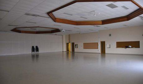 Pyramid Recreation & Community Centre Renovations