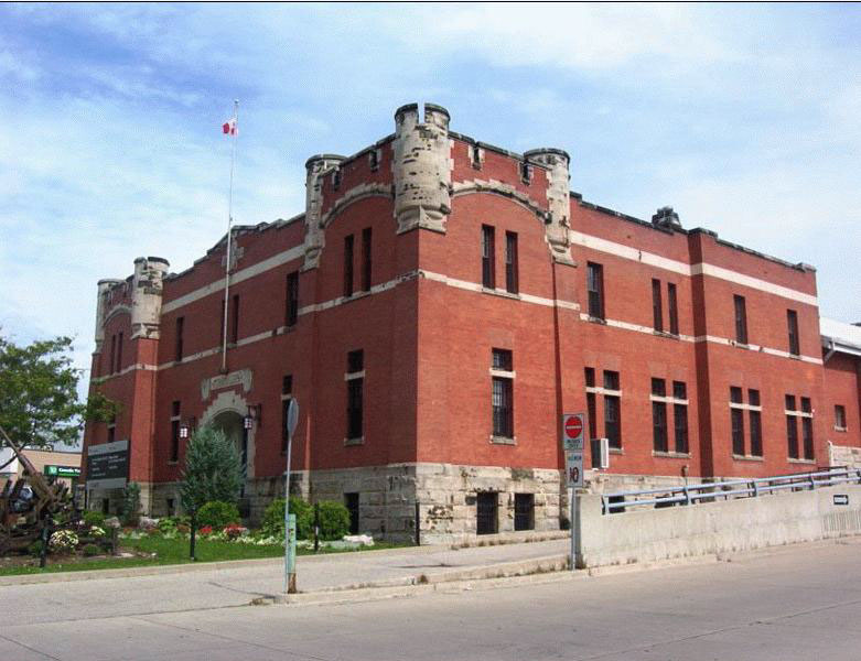 Col. J. A. McIntosh, DSO, ED Armoury